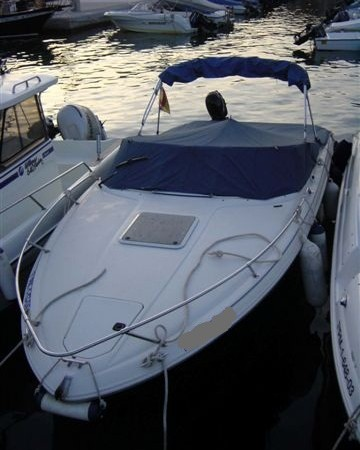 Sea Ray 230 Overnight