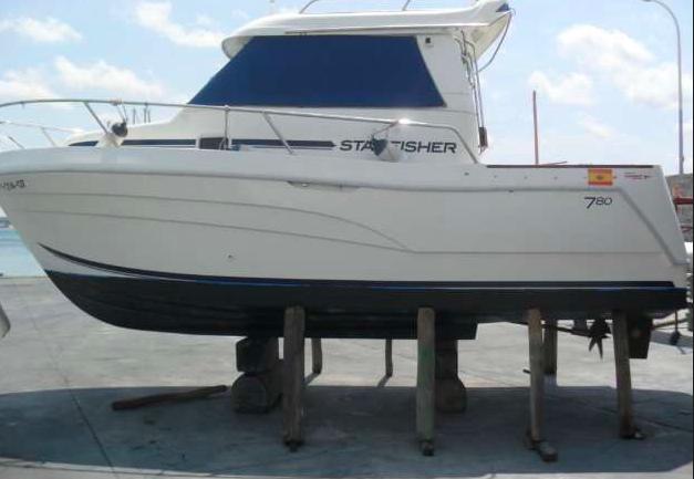 Starfisher 7.80 sedan