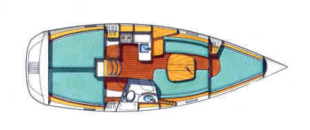 Beneteau Oceanis Clipper 331