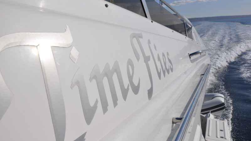 Princess 60 Flybridge TIME FLIES